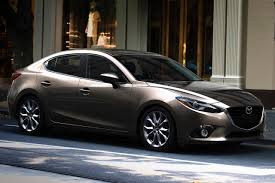 mazda 4 door cars used 2015 mazda 3 sedan pricing for sale edmunds