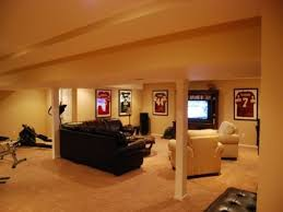 Finished Basement Decorating Ideas by Basement Decorating Ideas On A Budget Home Design Inspirations