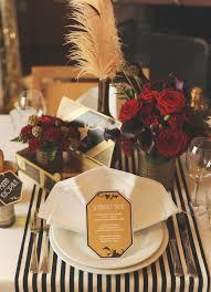 stunning art deco wedding decorations pictures styles u0026 ideas