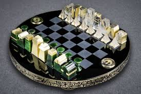 star wars chess sets star wars chess set by s t dupont crafted from exclusive material