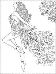 Dance Coloring Pages On Coloring Pages Ballerinas 17585 Ballerina Printable Coloring Pages