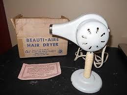 dazey hair dryer natural wonder vintage dazey natural wonder hair dryer in box picclick
