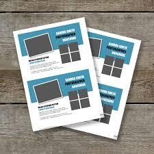 printable postcard template business announcement rumble