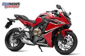 cbr honda new model 2017 honda cbr650f mcnews com au