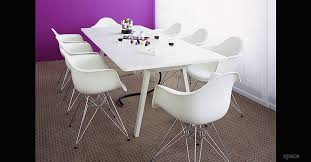 White Gloss Meeting Table Incredible Large White Meeting Table Modern Warm White Conference
