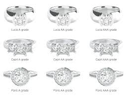 different engagement rings photos of different rings stylerocks different grades