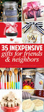 35 gift ideas for neighbors and friends inexpensive gift gift