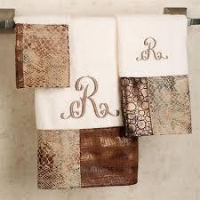 zambia bath towel set