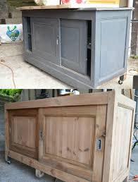 faire un meuble de cuisine meuble cuisine avec plan de travail hauteur entre meuble de cuisine