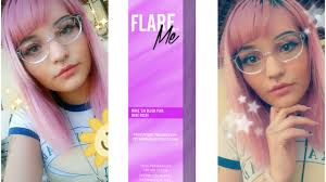 clairol professional flare hair color chart clairol flare me make em blush pink review dying my hair pink
