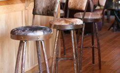 nice 24 inch wooden swivel bar stools with back cros cherry x back
