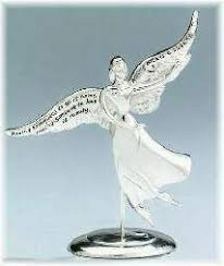 serenity ornament bless and protect him blessings