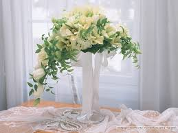 Vase With Pearls Flowers Life Window Decoration Art Table Vase Flower Still