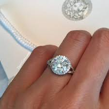3 karat engagement ring 3 carat engagement ring halo rings
