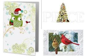 christmas cards themed best bird themed christmas cards 2015 cards