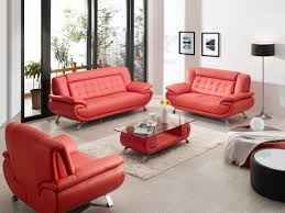 Red Sofa Set All Products In Las Vegas Sofas And Sofa Sets Discount