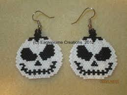 115 best halloween beading images on pinterest beads beaded