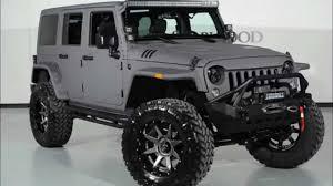 matte grey jeep wrangler 2015 jeep wrangler unlimited kevlar coated lifted