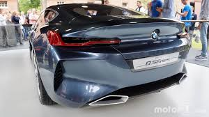 bmw minivan concept bmw 8 series spied with different face on nürburgring