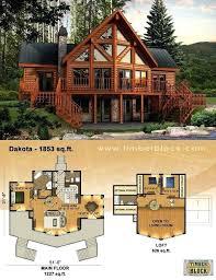 large log cabin floor plans large log home floor plans torneififa