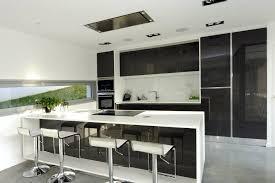 image de cuisine ouverte cuisine ouverte équipée cubik architecture photo n 72