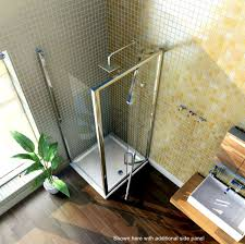 Infold Shower Doors Merlyn Series 8 Infold Shower Door Uk Bathrooms