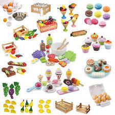 zubehör kinderküche holz spiel lebensmittel holz spielzeug zubehör spielküche kaufladen