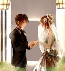 anime wedding ring wedding ring zerochan anime image board