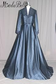 aliexpress com buy gothic elegant long sleeve evening dresses