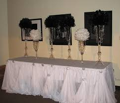 Ball Table Decorations Kimberly Lace Wedding Decoration Rentals