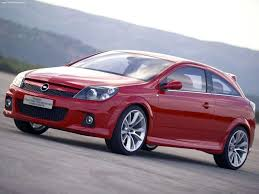 opel astra 2005 opel astra high performance concept 2004 picture 3 of 13