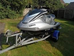 yamaha fx160 ho high output waverunner cruiser jetski 2007 jet ski