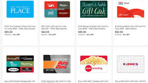 gas gift card deals ebay gift card sale 8 gas and more doctor of credit