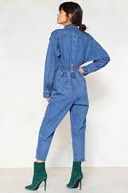 jean jumpsuit blue jean baby denim jumpsuit shop clothes at gal