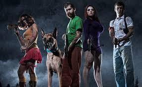 Scooby Doo Fime - scooby doo e sua turma encarando o apocalipse zumbi iniciativa nerd