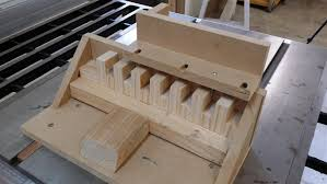 Finger Joints Wood Router by Single Blade Box Joint Jig Plans U2013 The Woodfather