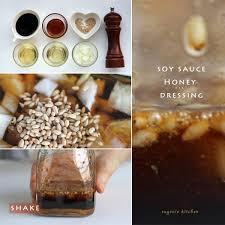 soy sauce honey dressing recipe eugenie kitchen