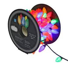 multicolor led christmas lights a light and easy season with kmart