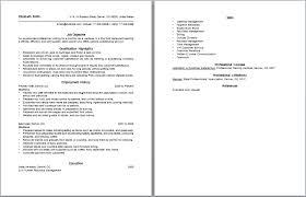 Job Description For Bartender On Resume by Waitress Resume Job Description Resume Template 2017