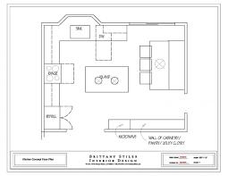 fine simple kitchen layout restaurant open floor plan living room