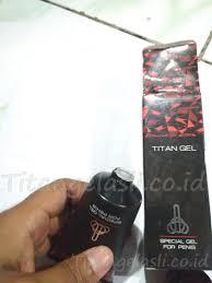mengetahui ciri ciri titan gel asli rusia obat pembesar penis