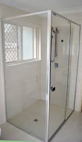 draft semi frameless shower screens australia glass brisbane pty