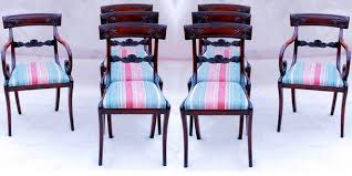 Antique Regency Dining Chairs Regency Dining Chairs The Uk U0027s Premier Antiques Portal Online