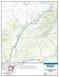 Map Of Kentucky And Ohio by Proposed Bluegrass Pipeline Kentuckians For The Commonwealth