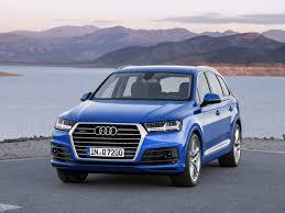 Audi Q7 Specs - audi q7 ii 3 0 tdi v6 272 hp quattro tiptronic technical