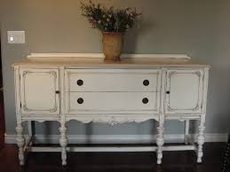 decorate a white buffet table for special occasions