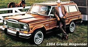 jeep grand wagoneer custom jeep s wagoneer making fake wood grain fashionable again garrett