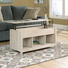 Hidden Compartment Coffee Table by Sauder Edge Water Lift Top Coffee Table Multiple Finishes