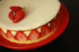 recette du fraisier facile et léger avec hervé cuisine