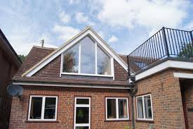 Gable Dormer Windows Case Studies Loft Conversions West Sussex